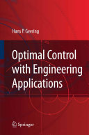 optimal control applications and methods