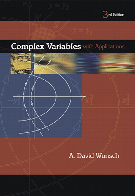 complex variables with applications wunsch pdf